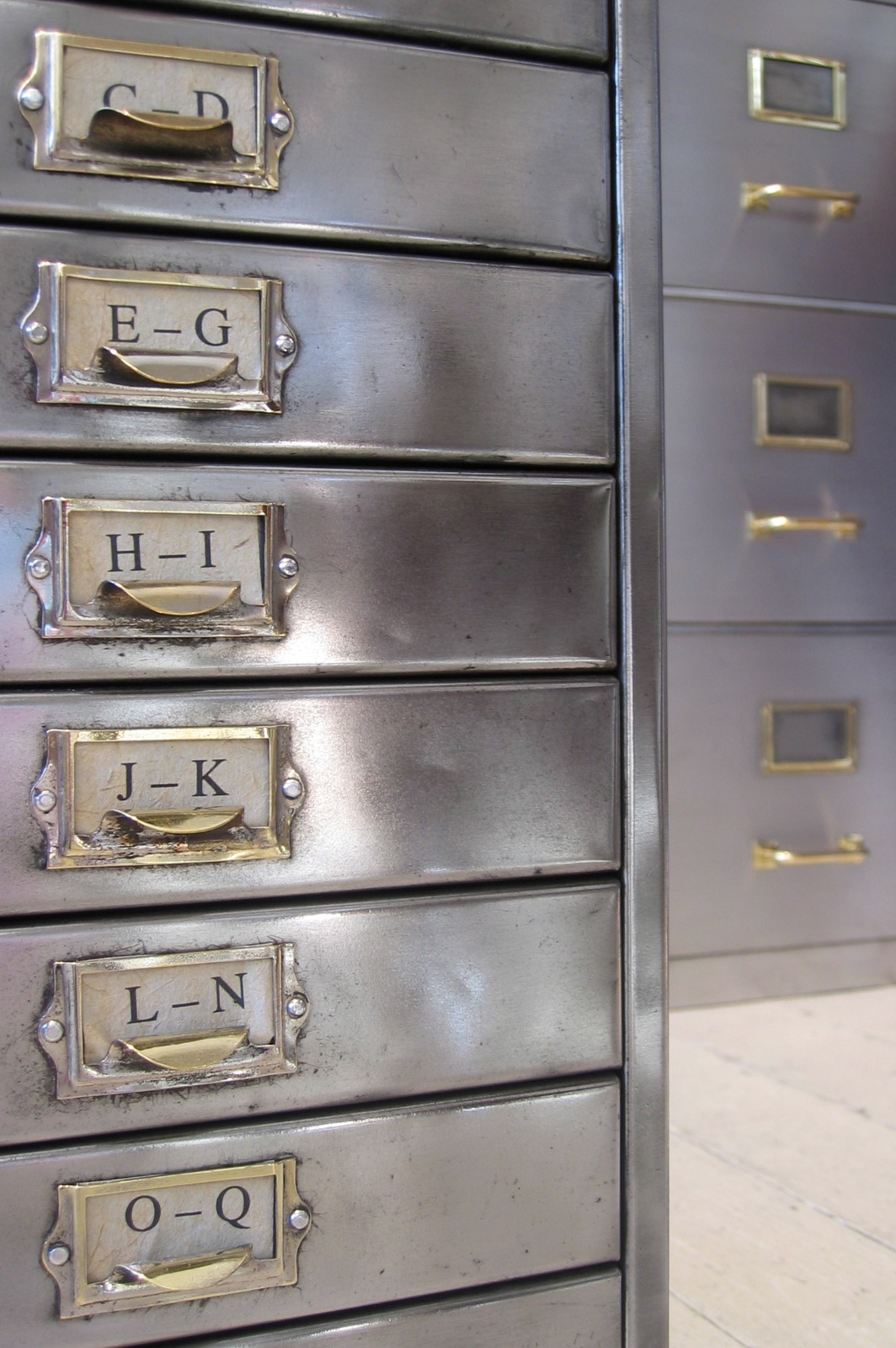 Charmant Advertisements. Posted In Vintage Steel | Tagged Filing Cabinets ...